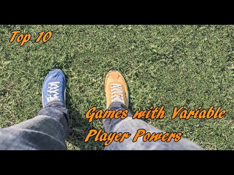 Top 10 Board Games with Variable Player Powers - Family Showdown Live!