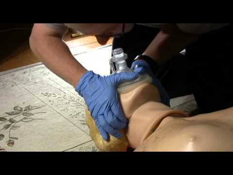 Jaw Thrust Technique For CPR