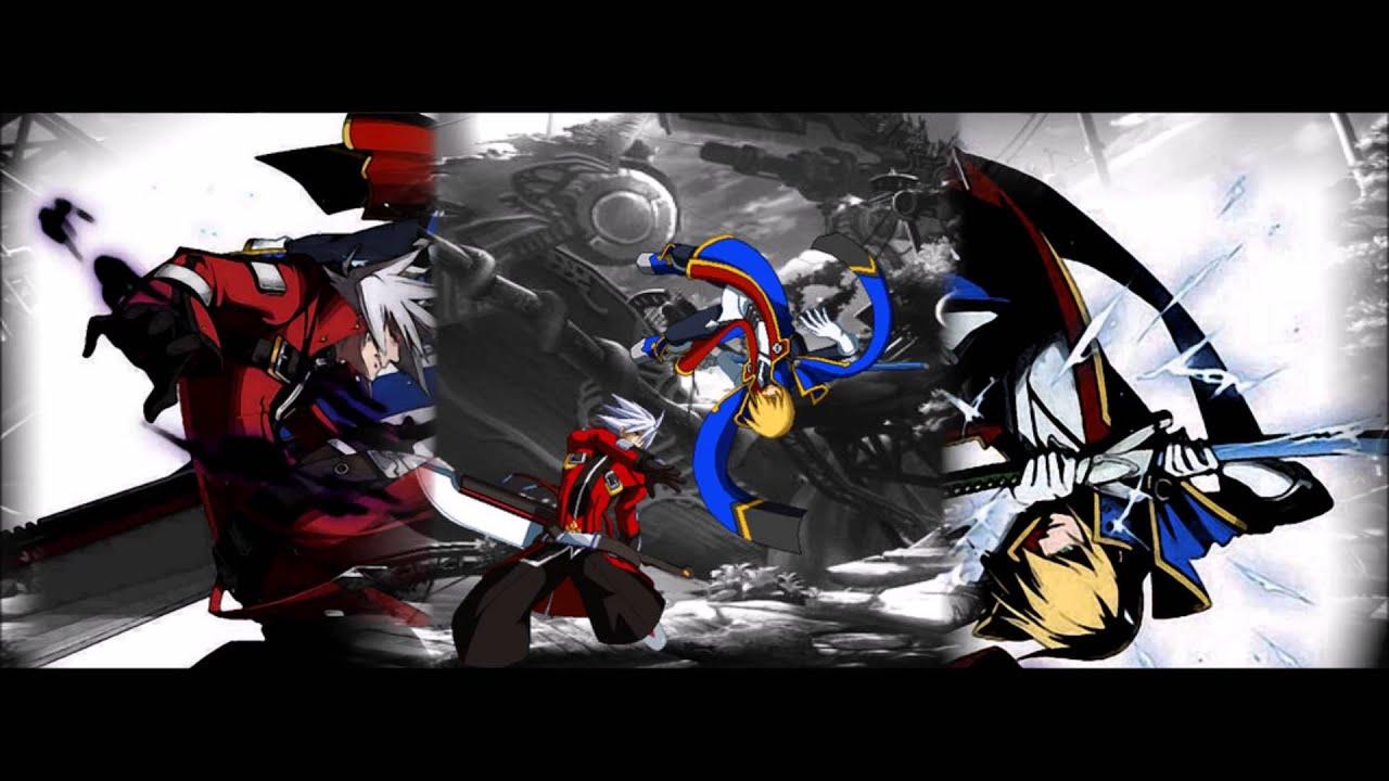 Blazblue! Fallen Skies(Ragna vs Jin)(Fanmade)