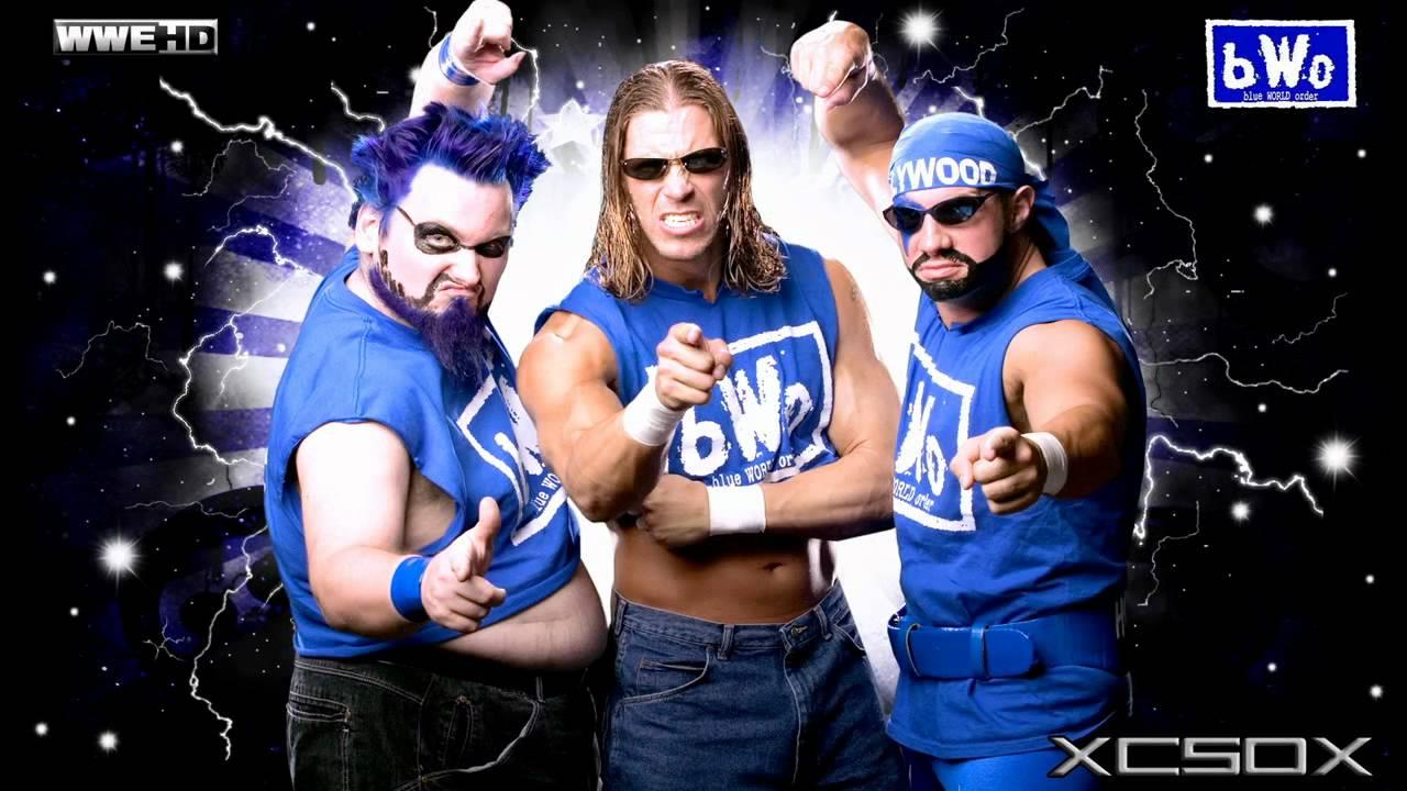 Download Blue World Order 1st WWE Theme (bWo) HD/DL