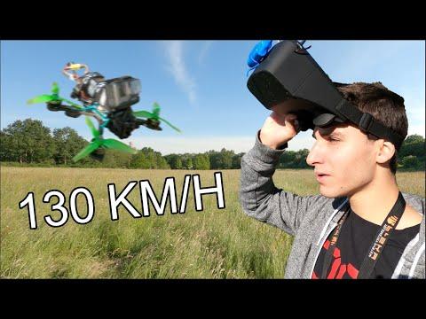 Фото Je test mon nouveau drone FPV