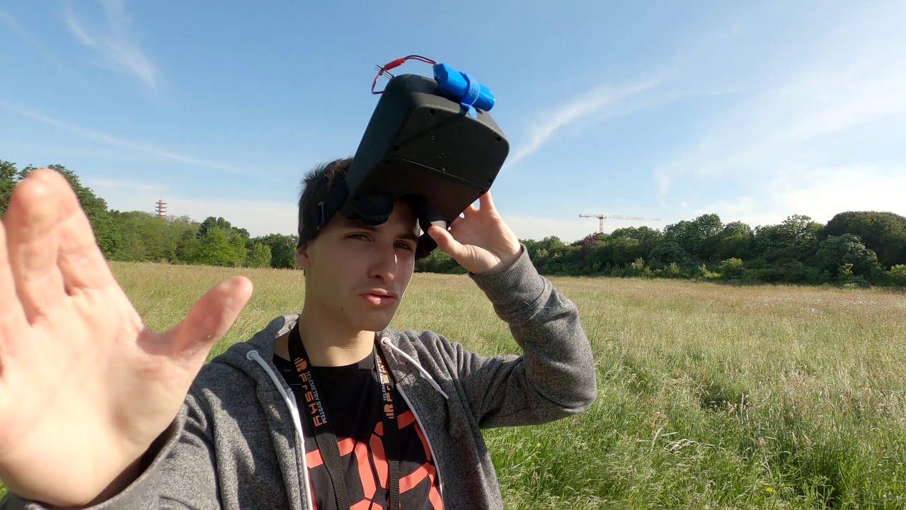 Je test mon nouveau drone FPV фотки