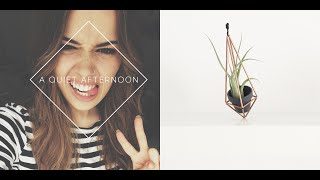 VLOGTOBER #15 A Quiet Afternoon | Hello October