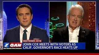 Polls Tightening in California Race for Governor