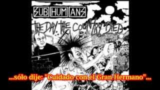 Sub Humans Big Brother (subtitulado español)