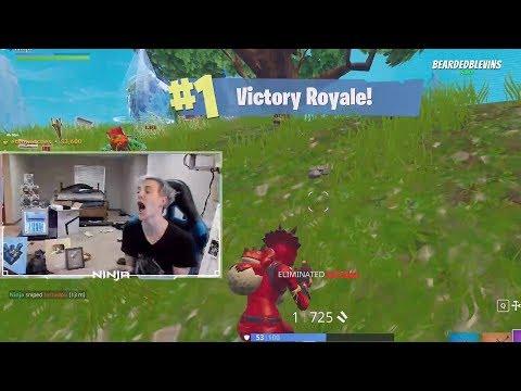 Ninja Fortnite Best Moments Part 2