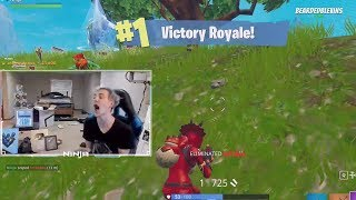 Ninja Fortnite Best Moments Part 2