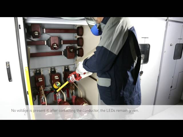 KP-Test 5 – Reliable voltage detectors from PFISTERER