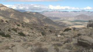 Borrego Springs: Hellhole canyon - California riding and hiking loop