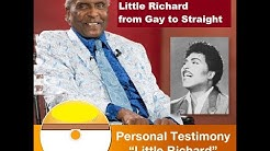 Little Richard -12-5-32 to 5-9-20-[dies from bone cancer]-Unauthorized Documentary (Gay toStraight)
