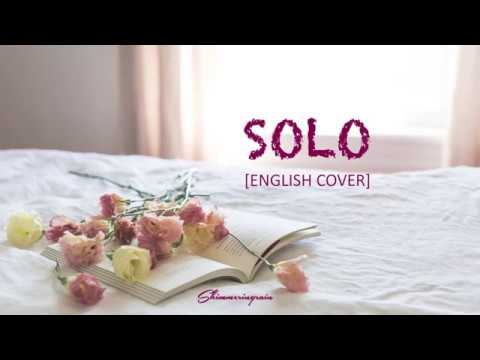 [English Cover] BLACKPINK Jennie - SOLO By Shimmeringrain