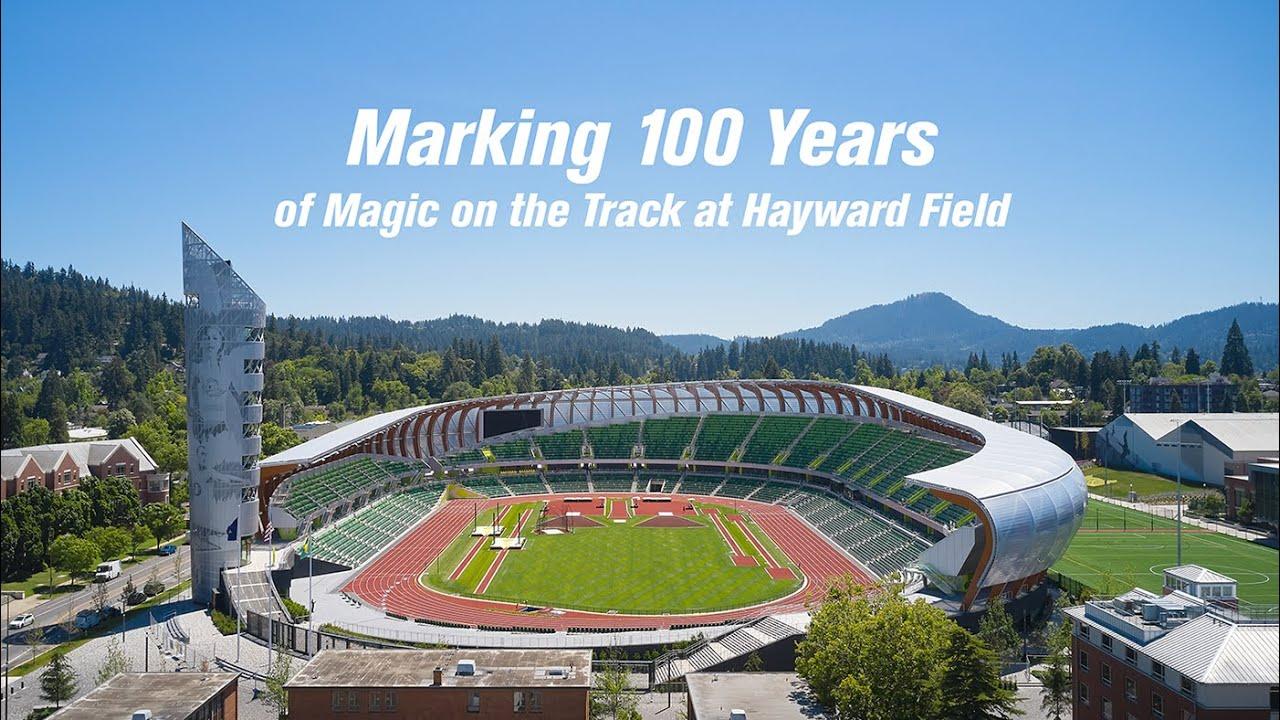 Hayward Field | University of Oregon