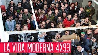 La Vida Moderna 4x93...es llamar a Glovo para que recojan a la abuela de la residencia