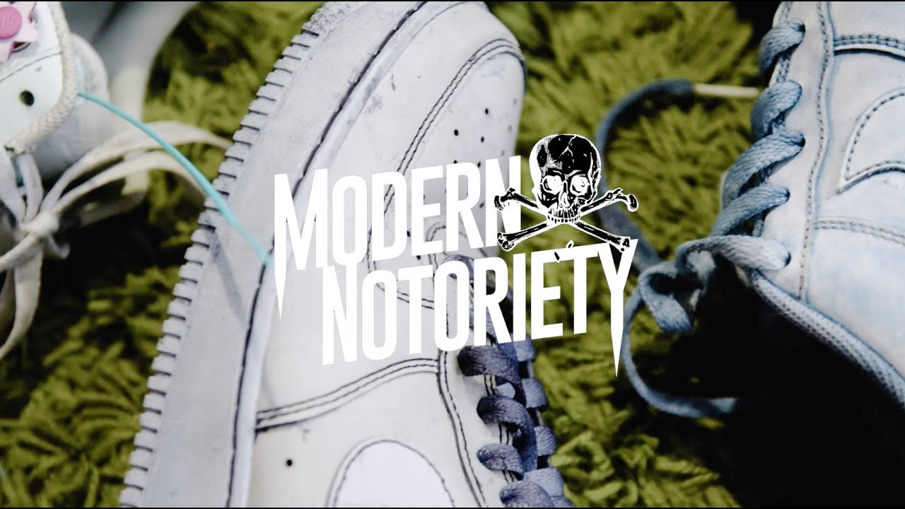 new style bae40 e541b Modern Notoriety TV  Project Mayhem   Dip Dying Nikes