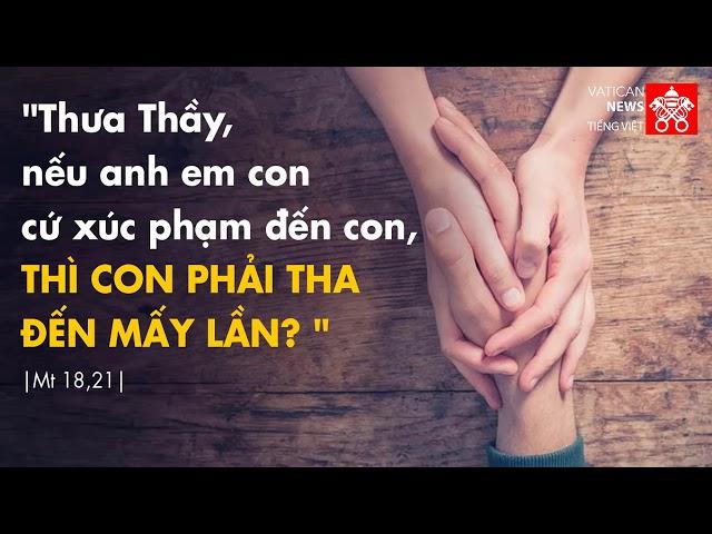 Đài Phát Thanh Vatican thứ ba 26.03.2019