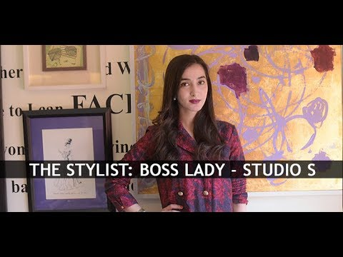 The Stylist: Boss Lady Studio S