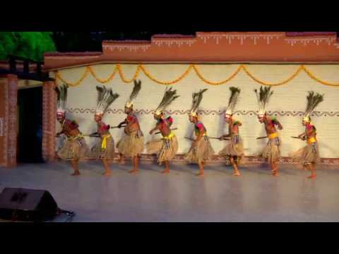 Gond and Gussadi Dance Performance   Telangana State Formation Celebrations