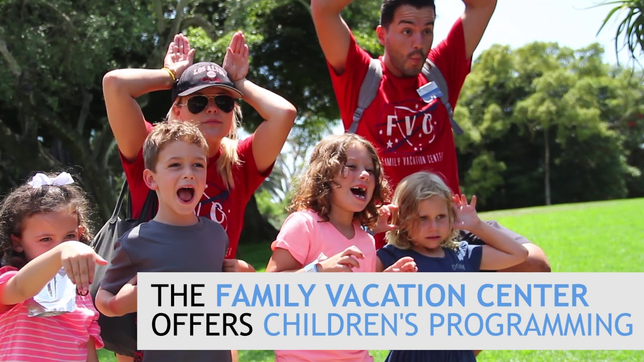 UCSB Family Vacation Center Facebook Advertisement