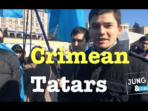 Crimean Tatars - Jung & Naiv in Ukraine: Episode 124