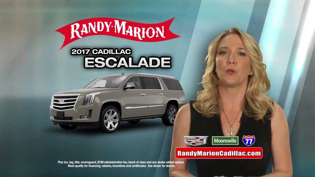 Randy Marion Cadillac _June 2017 - YouTube