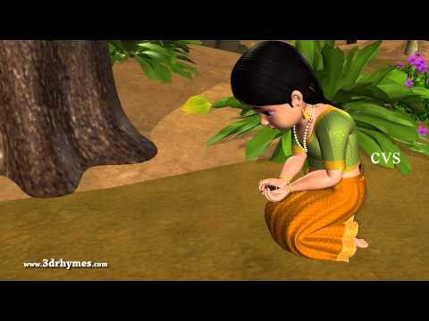 Chitti Chitti Miriyalu - 3D Animation Telugu Nursery Rhymes for children