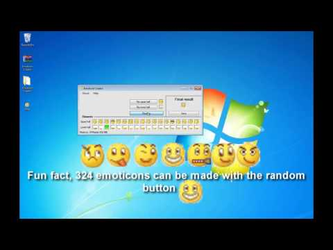 Emoticon Creator (MSN)