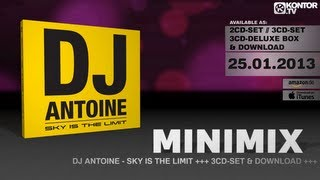 dj antoine sky is the limit official minimix hd