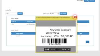 Print labels from quickbooks online edition new version for 2018. generate via pdfs to any label printer. design layout that you re...
