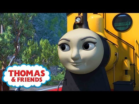 Thomas & Friends UK ⭐ Meet Tamika of Australia 🇦🇺⭐ Thomas & Friends New Series ⭐ Videos for Kids