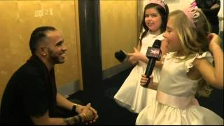Sophia Grace and Rosie cause havoc backstage! - The Xtra Factor - The X Factor UK 2012