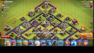 Clash of Clans | Clash Royale | Boom Beach | Hay Day | Online live Gameplay #273 [20160723]