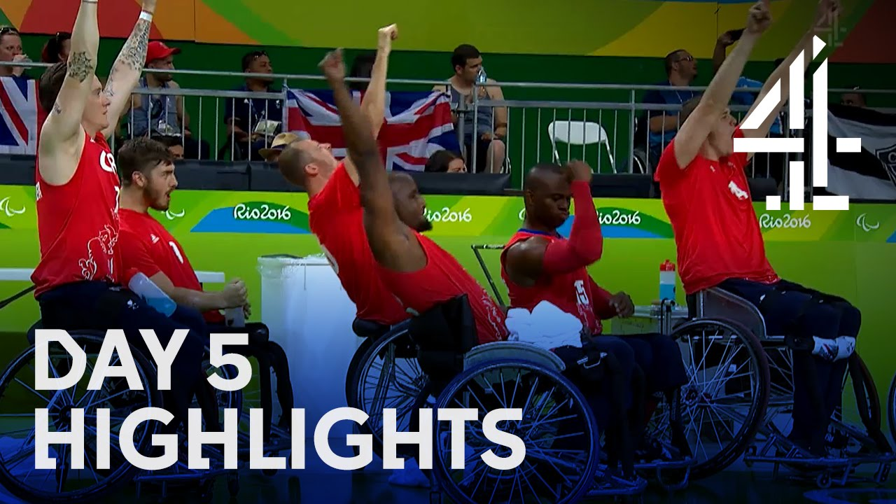Rio Paralympics 2016 | Highlights of Day 5