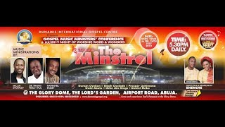 2019 INT'L MUSIC MINISTERS' CONFERENCE - DAY 1: 25.07.2019