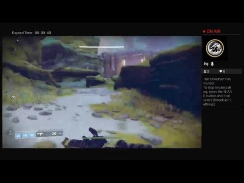 Destiny 2 Io and stuff