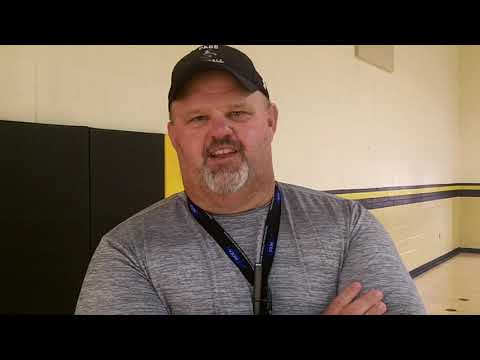 Interview with Doug Robertson(Page HS) head coach for the West Football Team at NCCA All-Stars Game