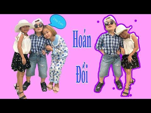 Download Ut Mini Và Huy Tí Hon Thử Mặc Đồ, Đổi Vai Cho Nhau Trong Vòng 24H
