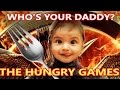BABY VS. BABY HUNGER GAMES | Who's Your Daddy Funny Moments Part 12