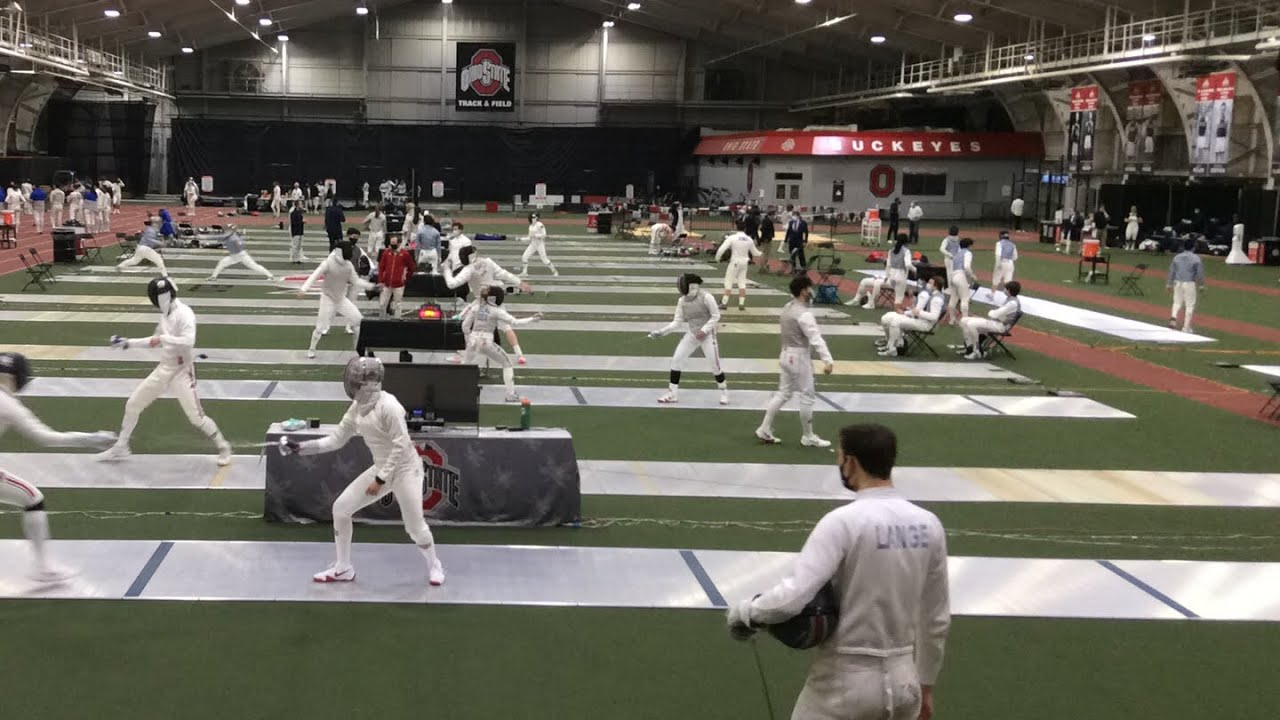OSU Invite Day 2 - Foil / Epee