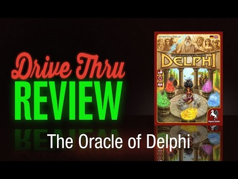 The Oracle of Delphi Review