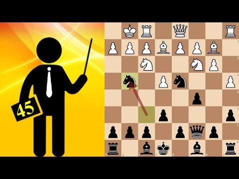 Sicilian Defense, Snyder variation (2.b3) - Standard chess #45