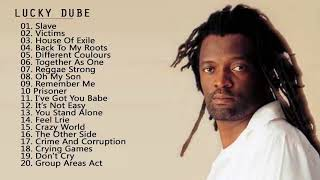 Lucky Dube -  Greatest Hits 2017  || The Best of Lucky Dube