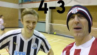 Newcastle United 4-3 Sunderland.The Fan TV Derby Last Minute Winner.