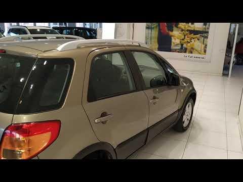 FIAT LENZI - Fiat  Sedici 1.9 MJT 4x4 Dynamic