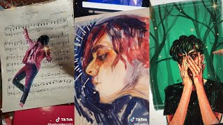 Download lagu drawingpainting compilation tiktok MP3