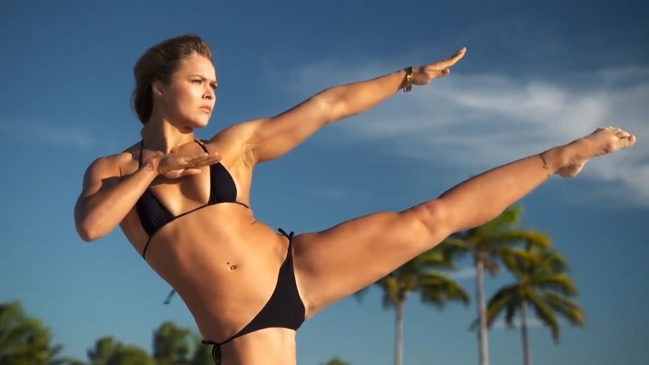 how to meet ronda rousey