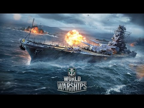 World of Warships - Grinding Are Way Through The French Fleet - Live Stream