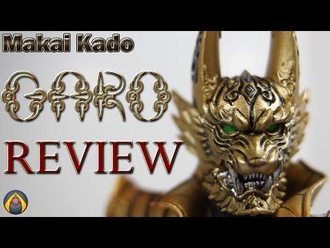 Makai Kado 10th Anniversary Garo (Kouga Saejima Ver.) Figure Review