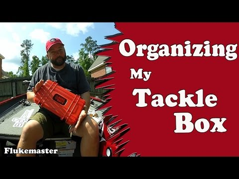 How To Organize Your Tackle - Fish Hooks And Sinkers - Terminal Fishing Tackle