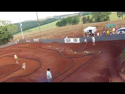 Final truggy - Campeonato Brasileiro de Automodelismo Off-Road 2015