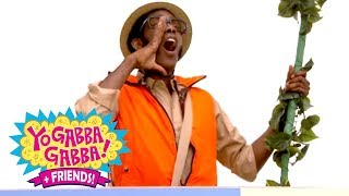 Yo Gabba Gabba 302 - Adventure | Full Episodes HD | Season 3